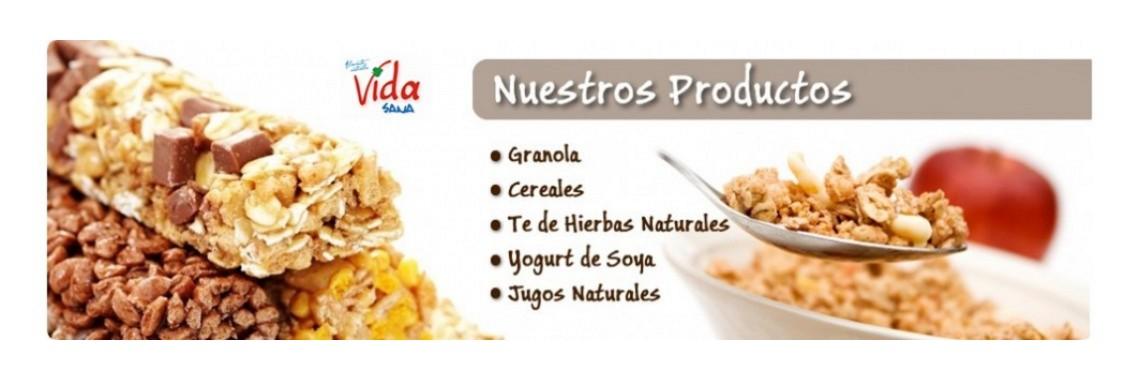 Alimentos Naturales Vida Sana