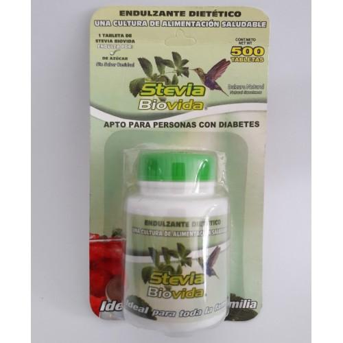 Stevia Bio Vida Pastillas
