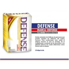 Defense Blister Unit Box x 60 Capsulas