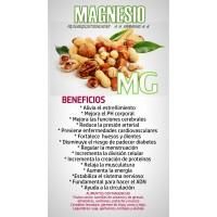 Magnesium 250mg x 100 Tabletas  Good Natural