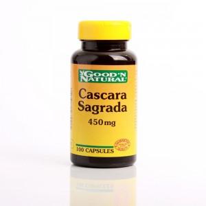 Cascara Sagrada 450 mg x 100 Capsulas