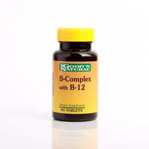 B-Complex Whit B-12 X 90 Tabletas