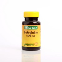 L-Arginina 500mg x 50 Capsulas Good Natural
