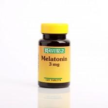 Melatonina 3 mg 120 Tablatas Good Natural
