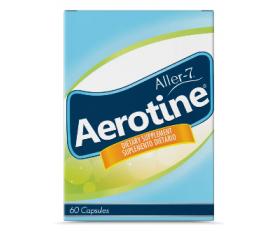 Aerotine 60 capsulas Healthy América