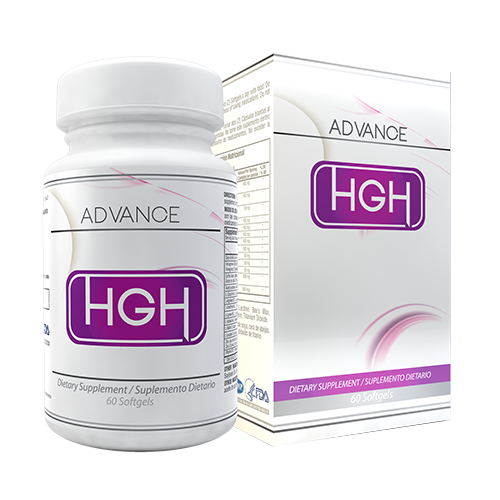 Advance HGH X 60 Sofgetls