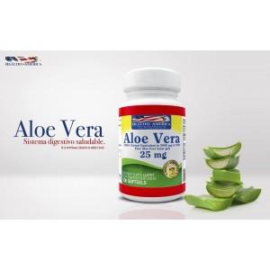 Aloe Vera Gels 25 mg x 100 Softgels