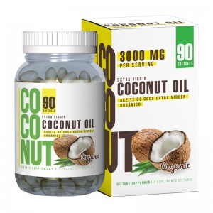Coconut Oil Extra Virgin 3.000 mg