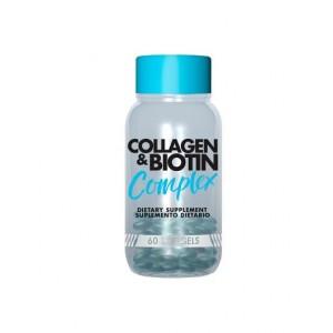 Colágeno con Biotina x 60 Softgels Healthy América