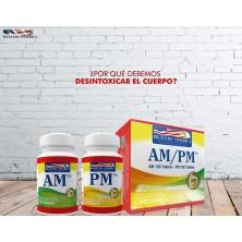 AM / PM X 30 TABLETAS CADA UNO