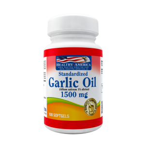 Garlic Oil x 1.500 mg