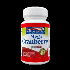 Mega Cranberry 850 mg x 60 sofgetls