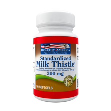 Milk Thistle (Sylimarina) Healthy America