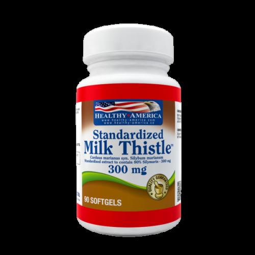 Milk Thistle (Sylimarina) Healthy America