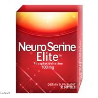 Neuro Serine Elite (Phosphatidylserine 100 mg) Blister Unit Box