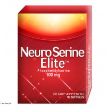 Neuro Serine Elite (Phosphatidylserine 100 mg) Blister Unit Box