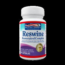 Reswine Resveratrol Complex 260 mg Healthy America