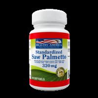 Standardized Saw Palmetto 320 mg