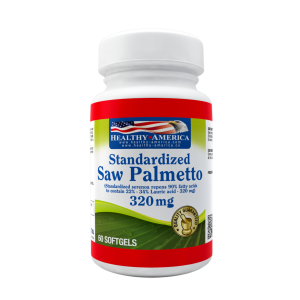 Standardized Saw Palmetto 320 mg