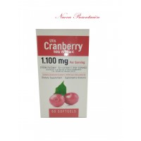 Utis Cranberry 1.100 mg With Vitamin C (Fron PaCran 50:1 Extract)