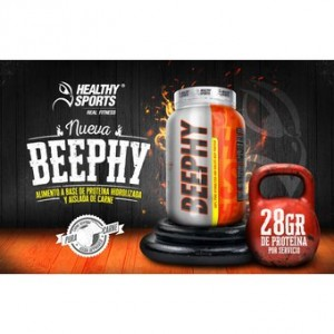Proteína Beephy x 910 g Healthy Sports