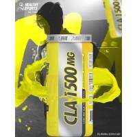 CLA 1500 mg (Ácidos Linoleicos Conjugados) Healthy Sports