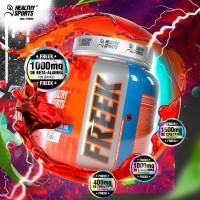 Freek - 30 Servicios 330 g Pre-Entreno Healthy Sports