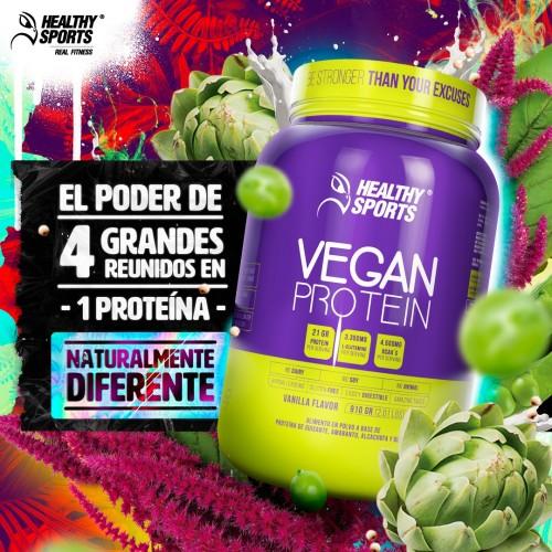 Vegan Proteín