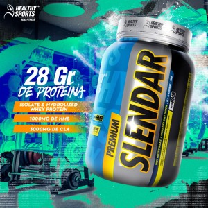 Proteína Premium Slendar Healthy Sports