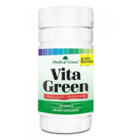 Vita Green X 100 Tabletas Medical Green