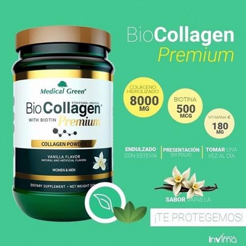 Biocollagen Premium 270g Medical Green