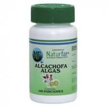 Alcachofa Algas x 100 Tabletas