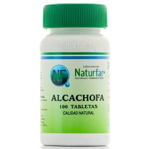 Alcachofa x 100 Tabletas