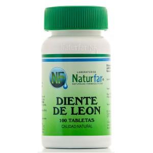 Diente de Leon x 100 Tabletas