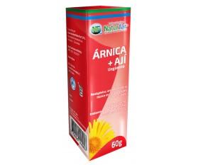 Arnica Hungüento + Ají x 60 g