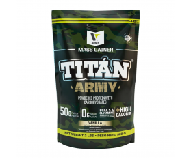 Titan Army Proteína Hipercalórica Vitanas