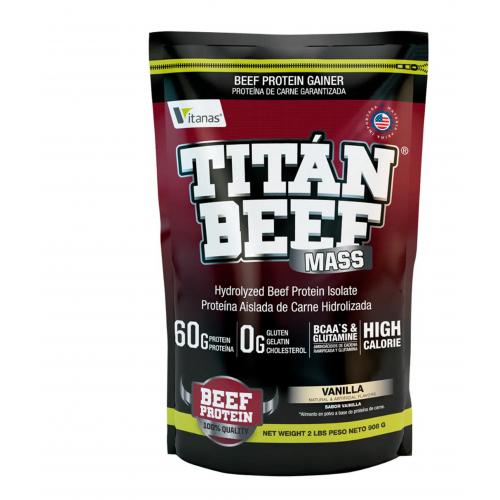 Titan Beef Mass Vitanas