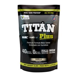 Titan Plus x 10 Libras