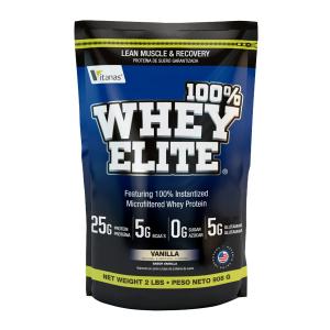 Proteína Titan Whey Elite Limpia Vitanas