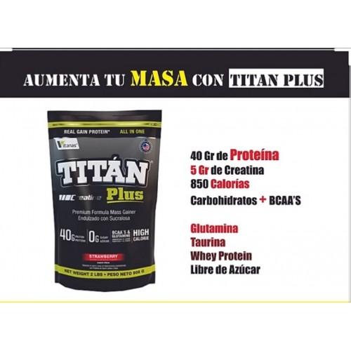 Titan Plus Vitanas Hipercalórica