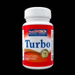 Turbo x 60 Tabletas