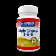 Triple Omega 3 6 9 Healthy America
