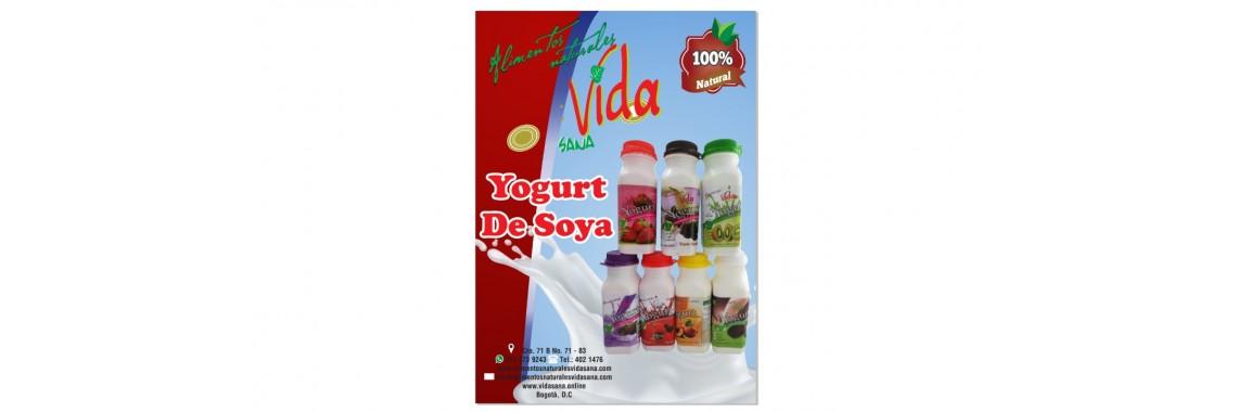 Pendon Yogurt de Soya