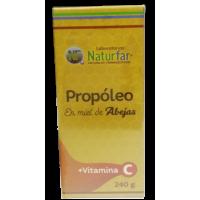 Jarabe De Propoleo Y Miel Con Vitamina C Naturfar 240g