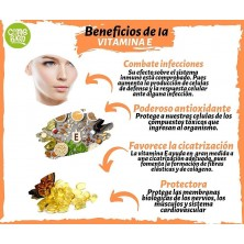 Vitamina E 1000 x 50  Softgels