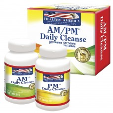 AM/PM Daily Cleanse X 120 Tablets (Cada una)