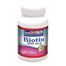 Biotin 900mcg x 120 SOFTGELS