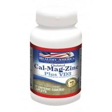 Cal-Mag-Zinc Plus VD3 x 90 Caplets