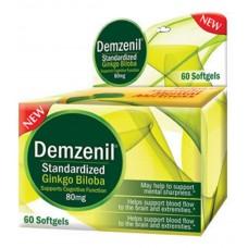 Demzenil 80mg x 60 Softgels
