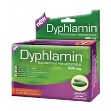 Dyphlamin 480mg (Standardized Harpagophytum procumbens) x 30 Softgels